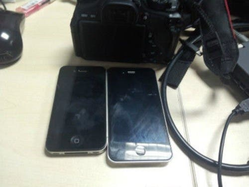 iphone 6 purported 6inch iphone prototype leaked photos