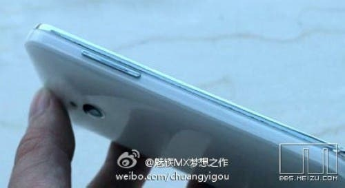 leaked photo of meizu mx,meizu mx spy photo,meizu mx spy shot