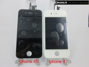 iphone 4s vs iphone 4 screen