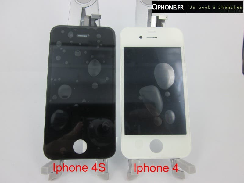 difference between iphone 4 and 4s the iphone 4s screen is different gizchina 2973