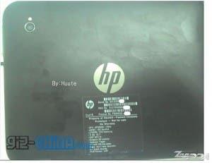 Hp touchpad go prototype china