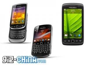 blackberry will release 7 new phones