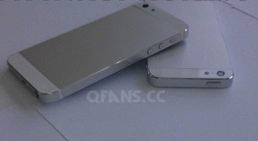 kuphone i5 iphone 5 clone leaked