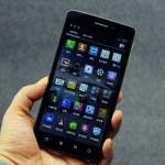 KTouch 5.7 inch quad core Tegra 3 Phablet is just $376
