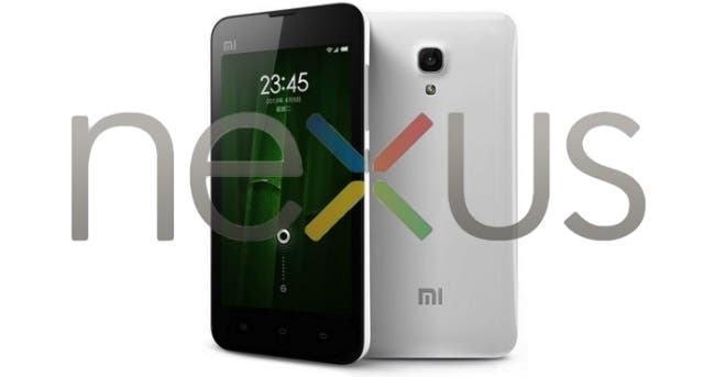 Which phone manufacturer should make the first Chinese Nexus phone?
