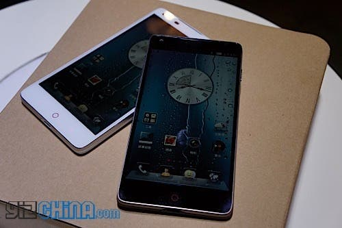 DSC00713 Nubia Z5 Hands on photos surface! Gets NFC and LTE!