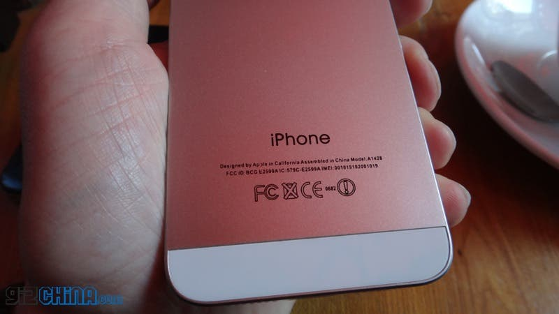 hero h2000+ iPhone 5 clone back