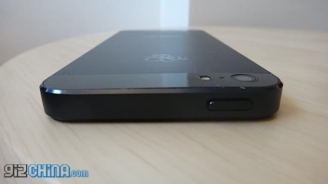 gooPhone i5 power switch