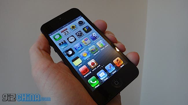 GooPhone i5 Hands on