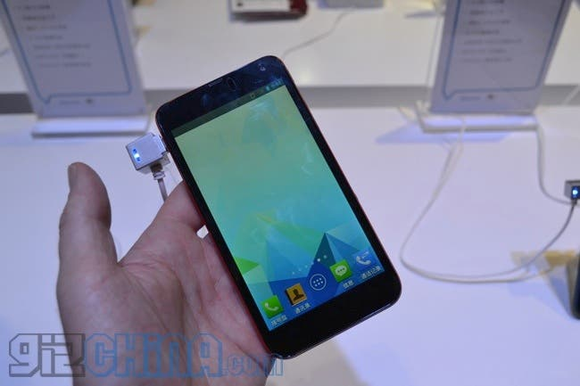 Quad core hisense mira phone hands on for Mirror zte phone to tv