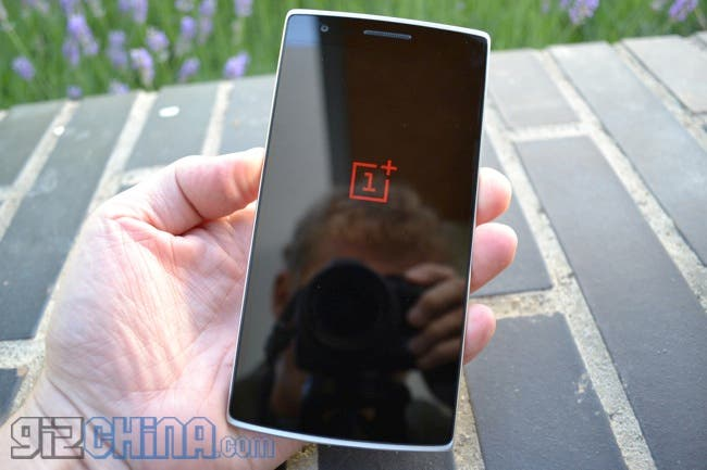 oneplus one review gizchina