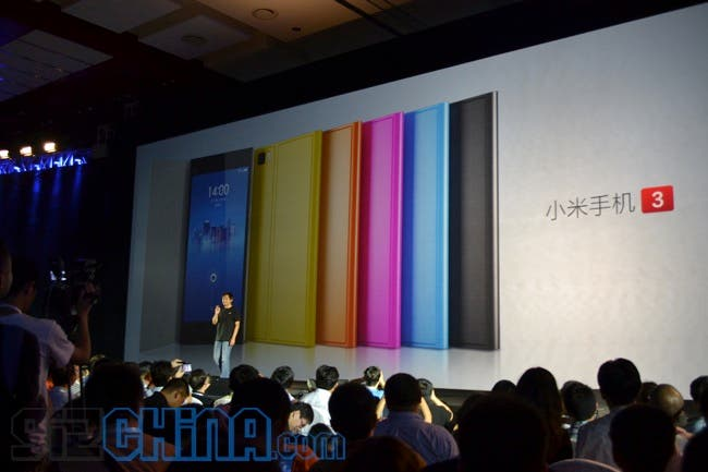 DSC 0327 Update:Xiaomi Mi3 announced with Tegra 4 and Snapdragon 800, from $320!