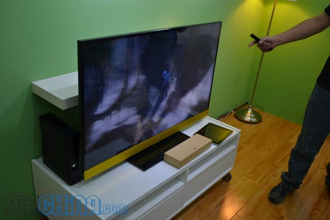 Video Eyes On With The Xiaomi Tv Gizchinacom