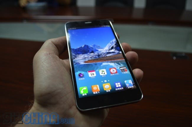 jiayu S1 hands on