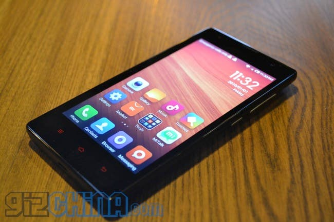 xiaomi hongmi hands on
