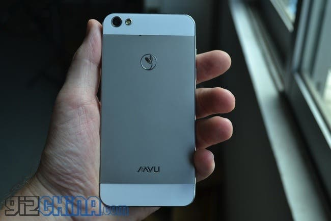 DSC 0631 Exclusive   Hands on video with the stainless steel JiaYu G5!