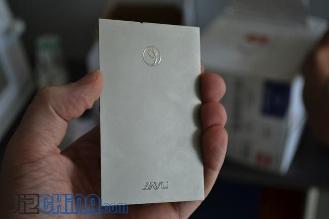 DSC 0643 Exclusive   Hands on video with the stainless steel JiaYu G5!