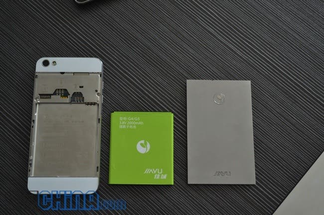 DSC 0646 Exclusive   Hands on video with the stainless steel JiaYu G5!