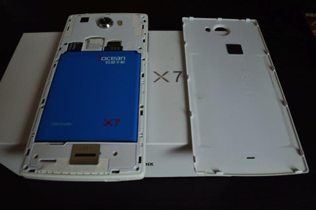 iOcean X7 hands on