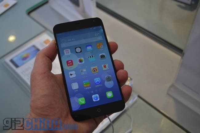 meizu mx3 hands on