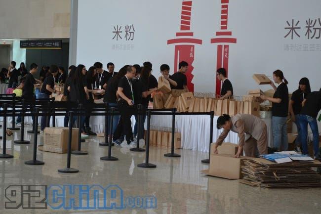 xiaomi fans 2013 event