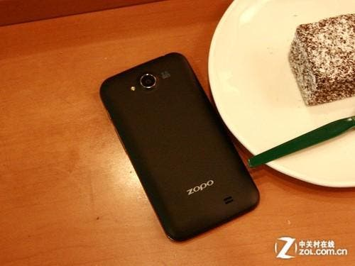 zopo zp800 real phone