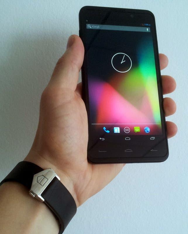 umeox f501 pro android phone leaked