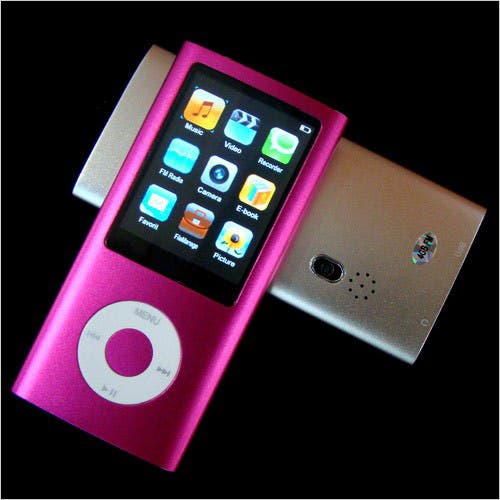 5th gen ipod nano clone. Black Bedroom Furniture Sets. Home Design Ideas