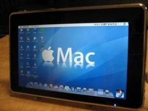 Great Long Brothers P88 with Mac like Windows 300x225 P88 Tablet Gets A Mac Makeover!