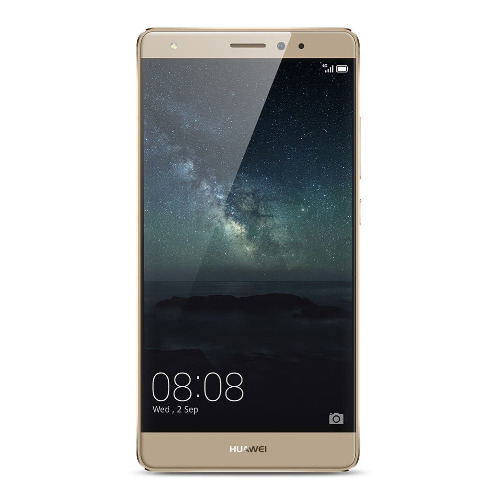 Huawei Mate S_Front
