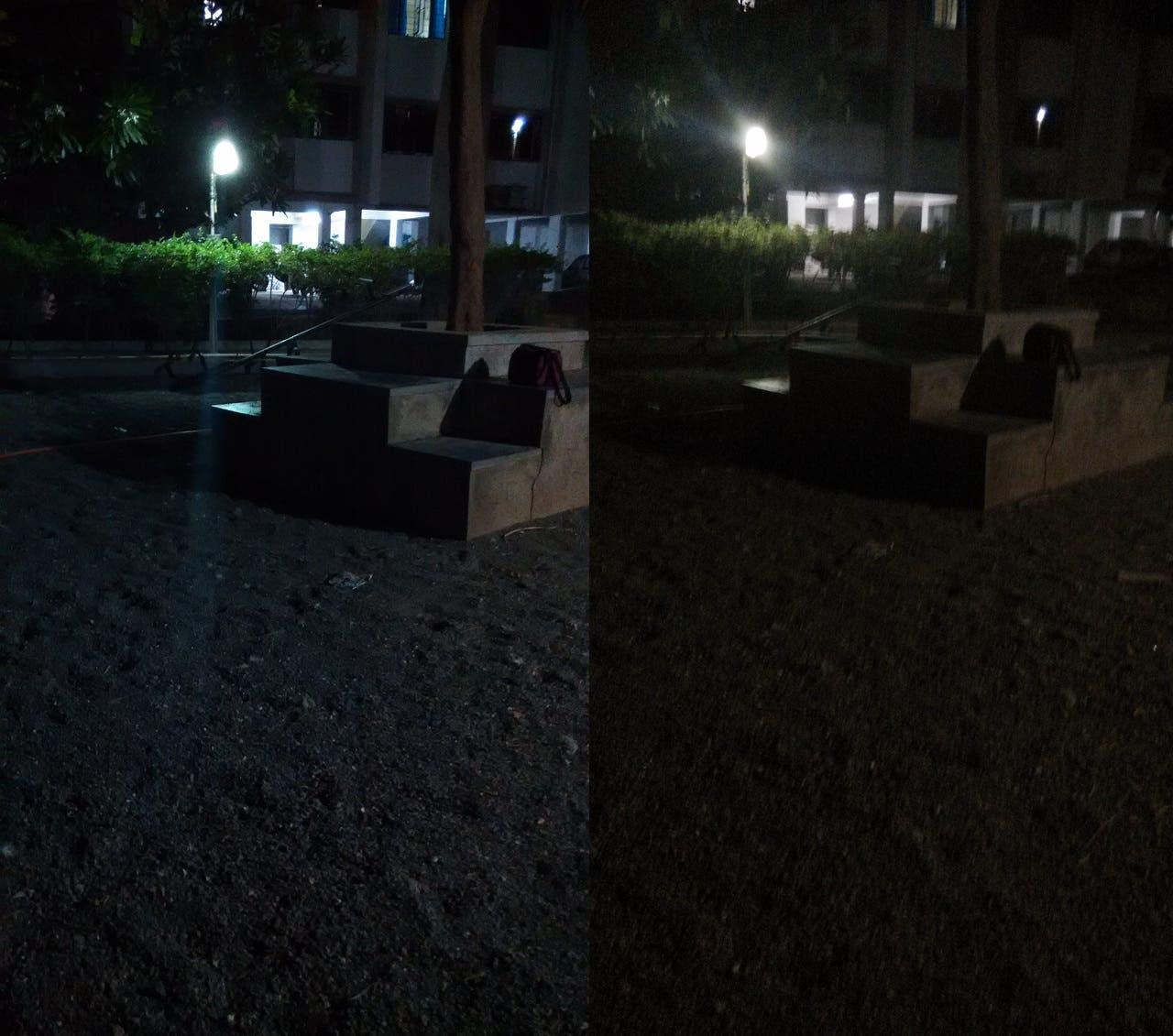 Left: Redmi 1S, Right: Mi2S (13MP)