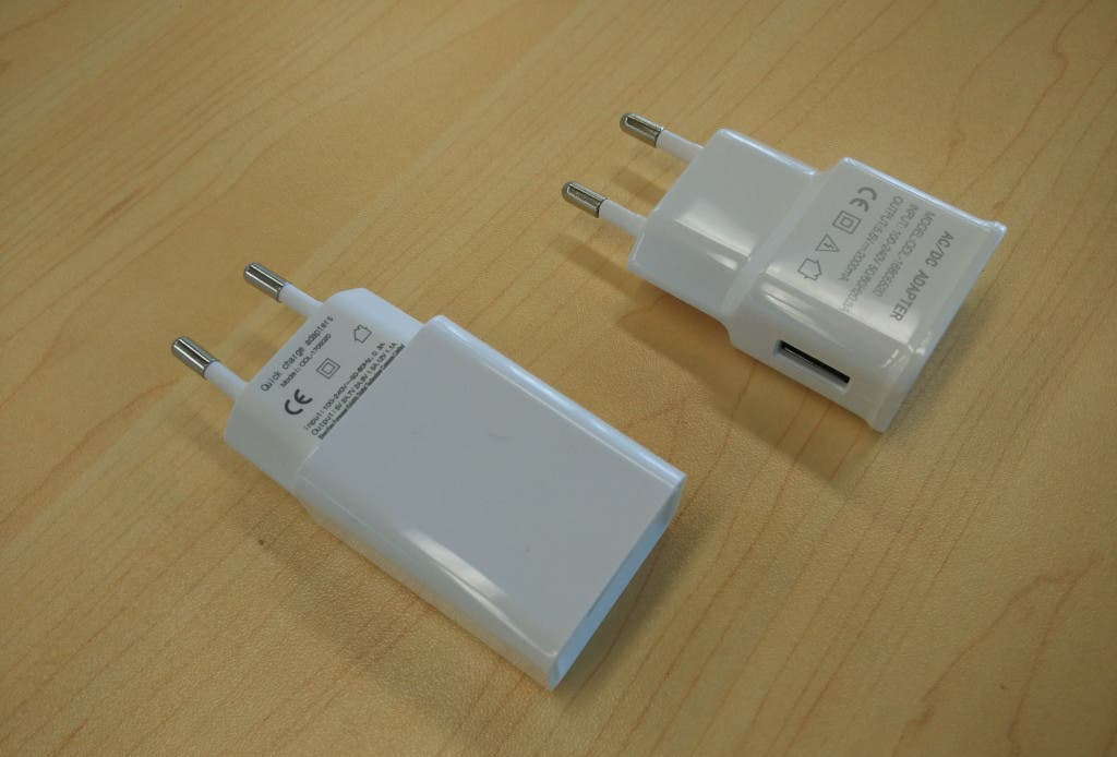 bluboo x550 charger