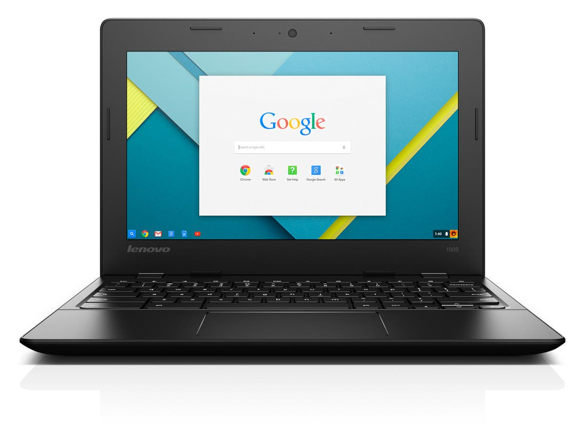 Ideapad 100S Chromebook