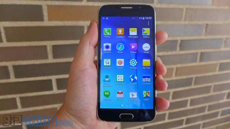Landvo S6: Mini review of Samsung S6 clone