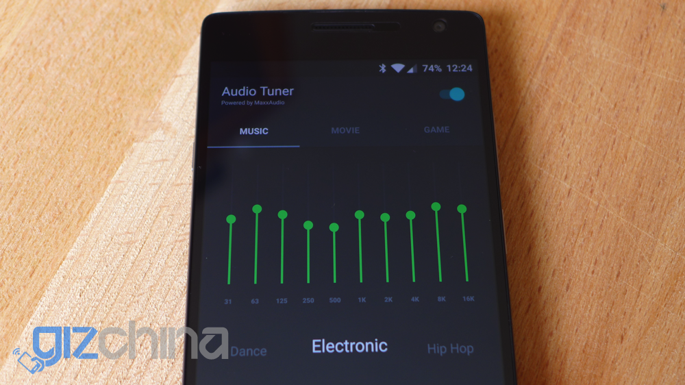 oneplus 2 maxx audio