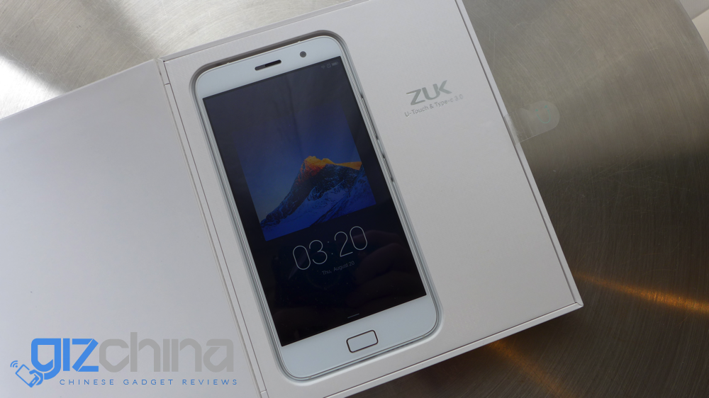 zuk z1 hands on