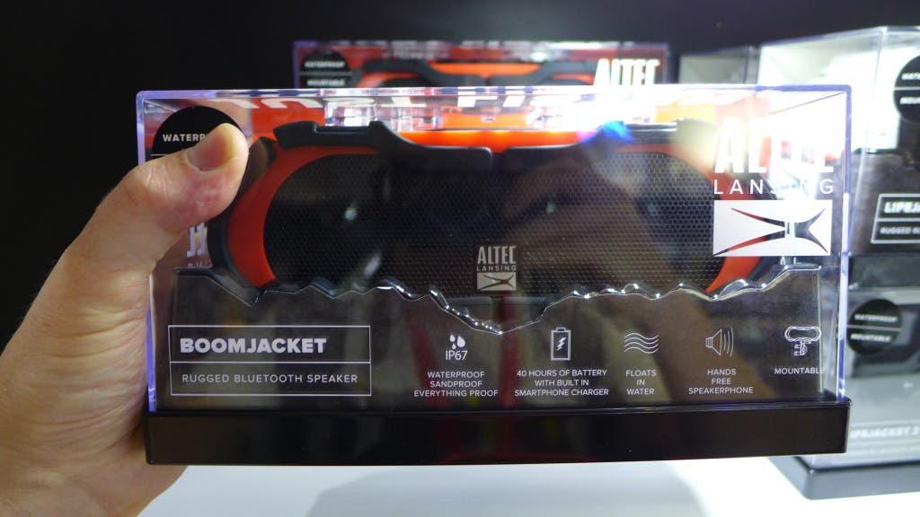 altec lansing bombproof speaker