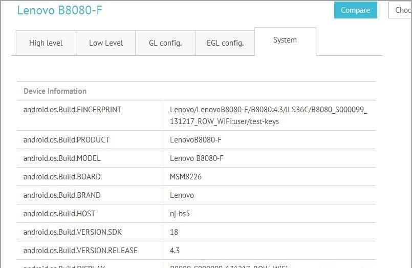 Lenovo prepping Qualcomm-powered FHD tablet