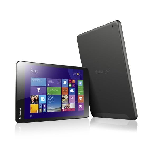 lenovo miix 3 8 now official in china with quad core intel cpu screen. Black Bedroom Furniture Sets. Home Design Ideas