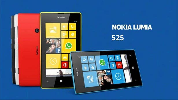 Nokia Lumia 520's 1GB RAM avatar, the Lumia 525, is now on sale in China for just ¥629 ($100)!