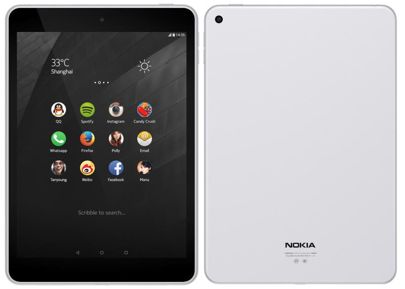 Nokia's N1 launches 7th January in China. This or the Mi ...