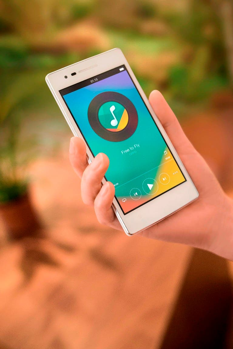 Oppo mirror 3 now official in india but does it have a for 0ppo mirror 3