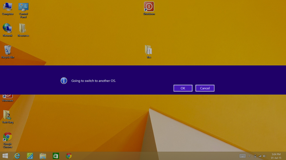 OS Switcher - Windows