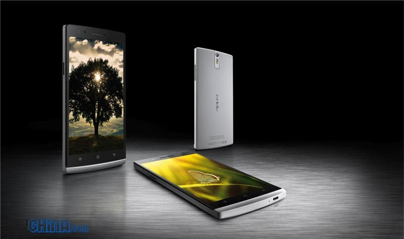 Oppo Find 5 5 Oppo Find 5 officially launched! Specification, photos and video here!