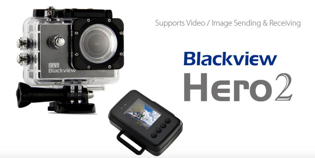 blackview hero action camera