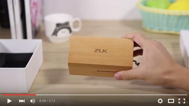 zuk z1 launch invite