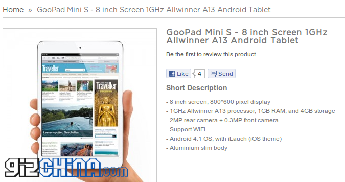 Another Goopad Mini Spotted could it be the real deal?