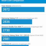 mlais m52 benchmarks