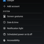 mlais m52 android ui