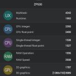 zopo zp530 benchmarks